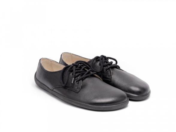 Be Lenka City Black barefoot shoe