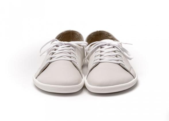Be Lenka Prime White barefoot shoe