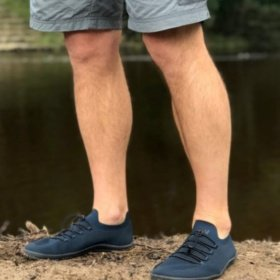 Freet Tanga Blue barefoot shoes