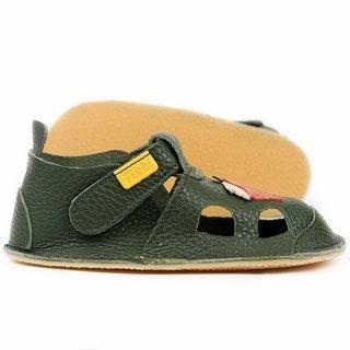 Tikki Nido Felix leather-barefoot-sandals-