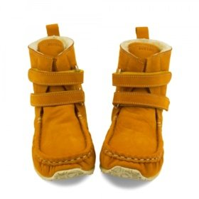 Zeazoo Yeti Camel Sheepskin winter boots for kids, 9mm sole