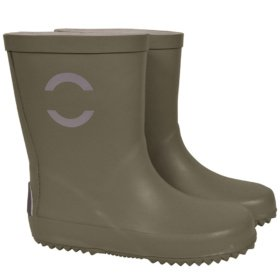Mikk Line Dusty Olive wellies