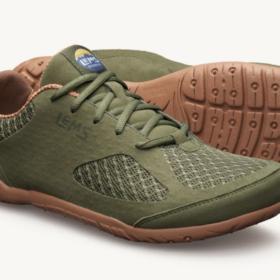 Lems Primal 2 Olive Barefoot shoe