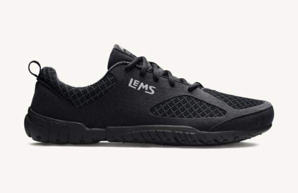 Lems Primal 2 Black barefoot shoe