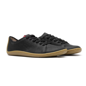 Vivobarefoot Addis Men Black Barefoot shoes