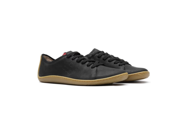 Vivobarefoot Addis Black Barefoot shoes