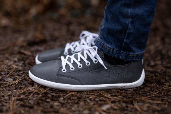 Be Lenka Prime Grey barefoot shoe