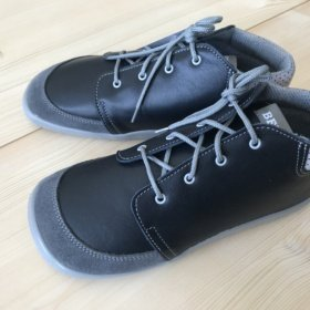 Beda Luc boots with membrane and laces