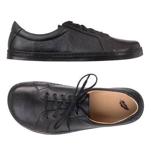 Peerko 2.0 Classic Black barefoot sneakers