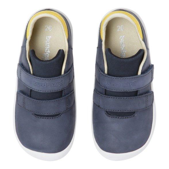 Bungaard Benjamin Velcro Navy WS barefoot sneakers