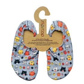 SlipStop Paws slippers for kids