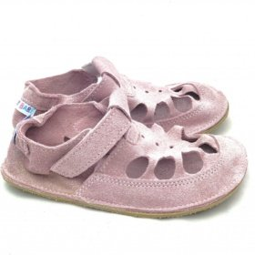 Baby Bare Summer Sparkle pink children sandals