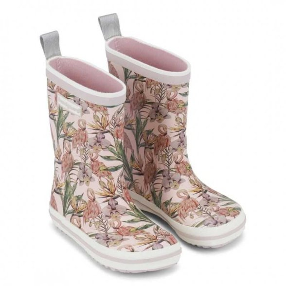 Bundgaard Classic Rubber boot Rose Flamingo