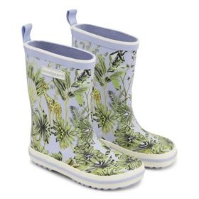 Bundgaard Classic Rubber boot Tropical forest