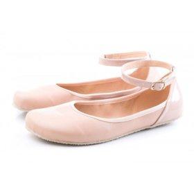 Shapen Tulip II Nude N Barefoot ballerinas