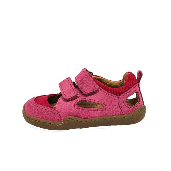 bLIFESTYLE Kammmolch Fuchsia barefoot sandals