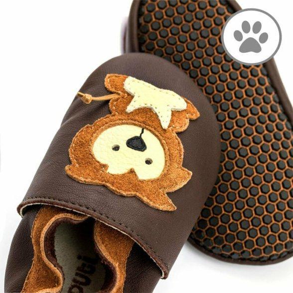Liliputi softsoles with anti-slip soles