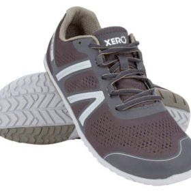 Xero shoes HFS Pewter men barefoot shoes