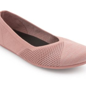 Xero Shoes Knit Rose Womens barefoot ballerinas