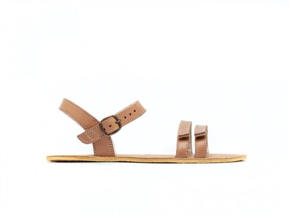 Be Lenka Summer Brown barefoot sandals