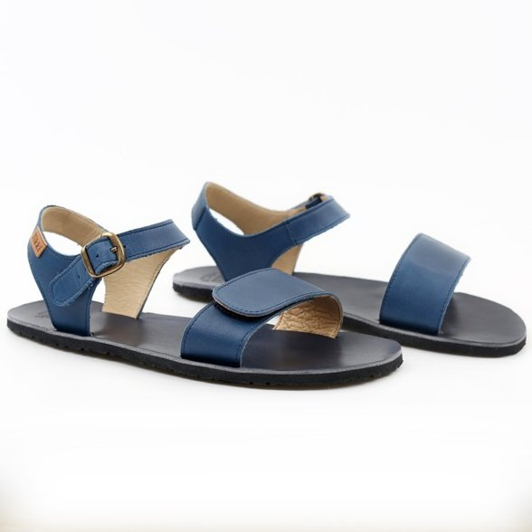 Tikki VIBE Navy barefoot sandals
