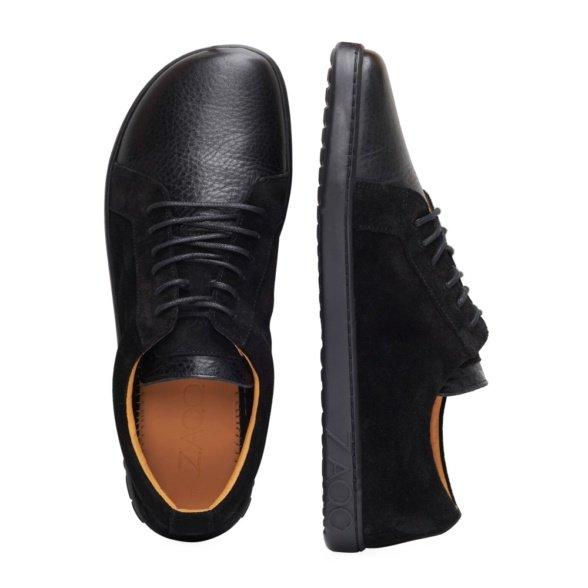ZAQQ QORE low black barefoot tennised