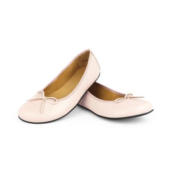 ZAQQ LOOQ Nude naiste barefoot baleriinad