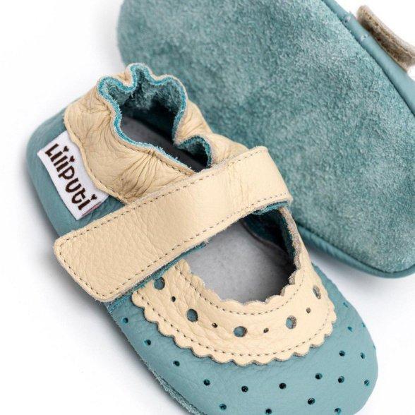 liliputi Iris barefoot sandaalid lastele