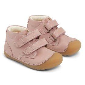 Bundgaard Petit Velcro Old Rose kids' shoes