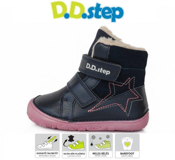 D.D.Step barefoot winterboot