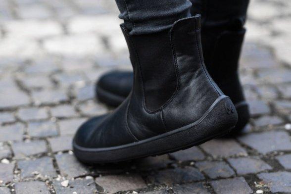 be lenka entice all black barefoot boots