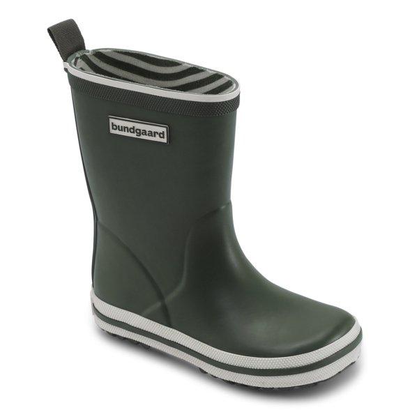 Bundgaard Classic Rubber Boot Army laste kummikud