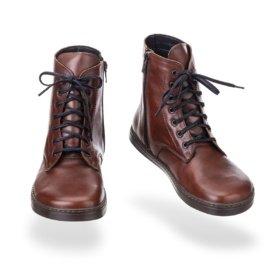 Peerko 2.0 Go Cognac boots with felt lining